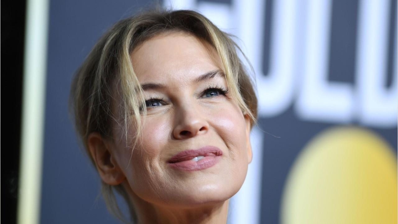 Golden Globes winner Renee Zellweger confuses everyone with Southern accent during acceptance speech