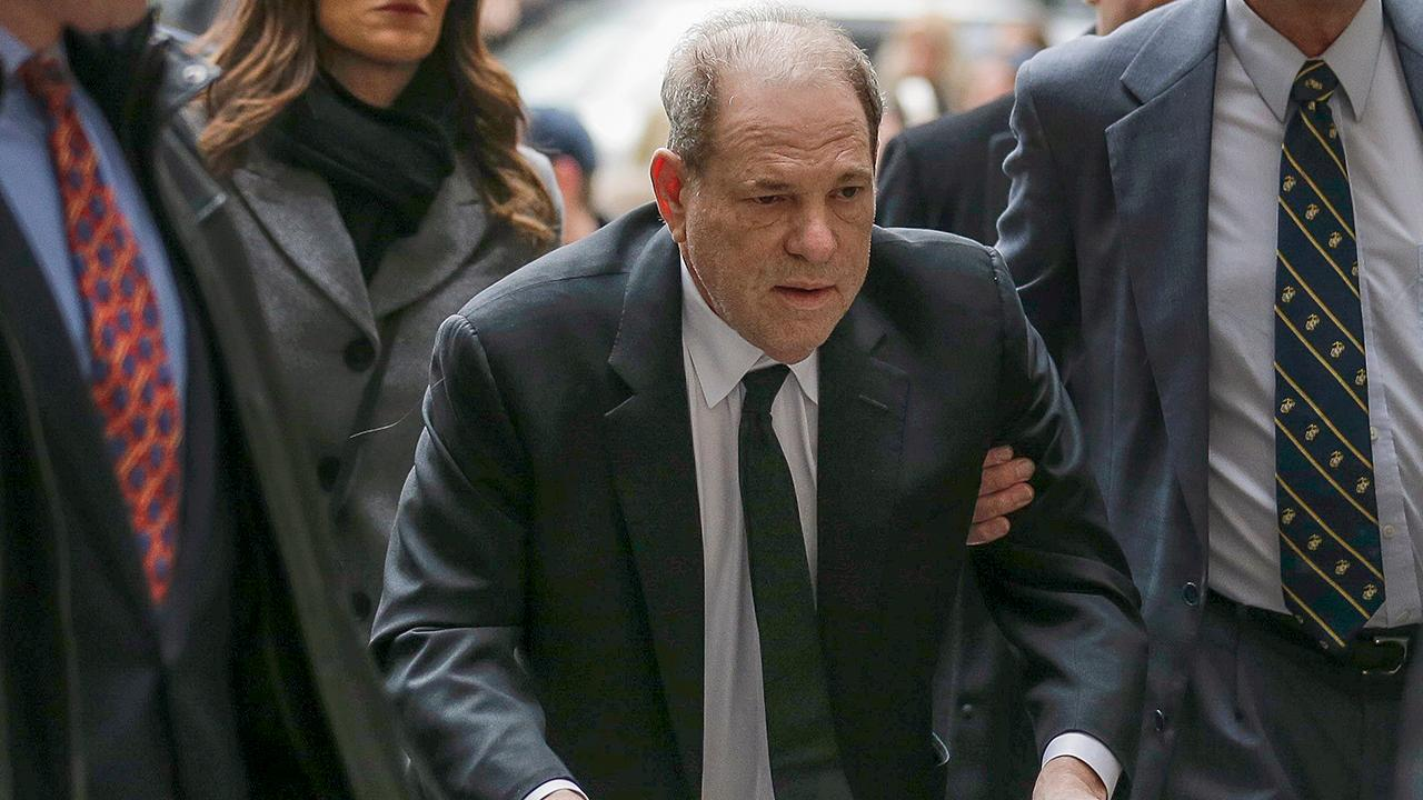 Jury selection completed for Harvey Weinstein's rape trial