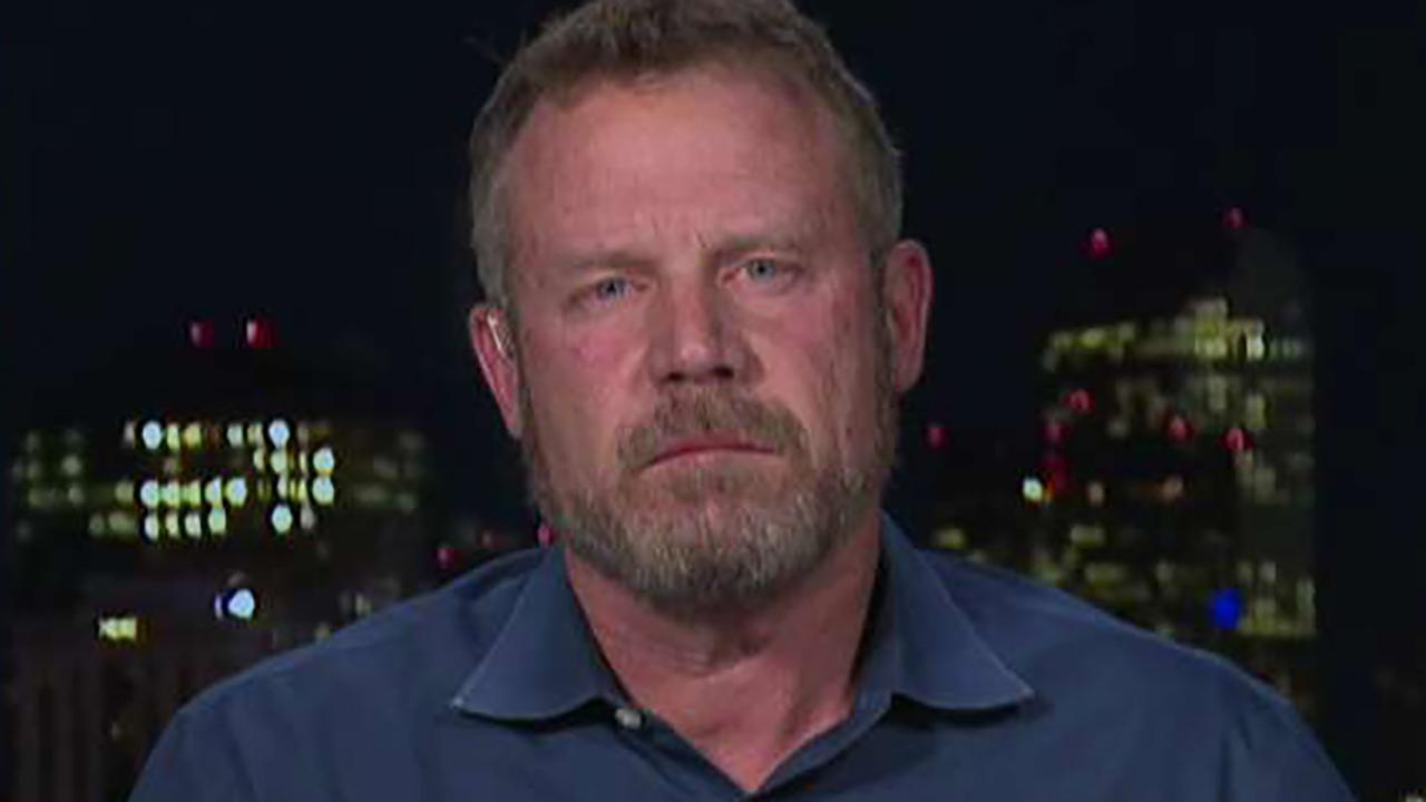 Mark 'Oz' Geist: Trump's decisive leadership would have saved my Benghazi team