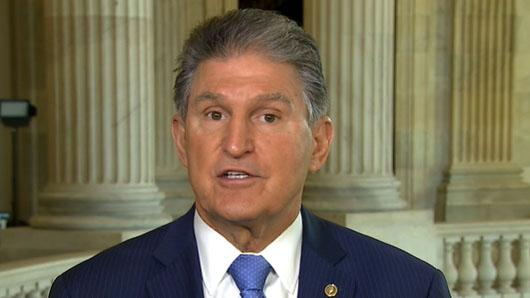 Westlake Legal Group 694940094001_6120658691001_6120659507001-vs Joe Manchin, who voted to oust Trump, says he may endorse his reelection fox-news/politics/trump-impeachment-inquiry fox-news/politics/2020-presidential-election fox-news/person/donald-trump fox news fnc/politics fnc Brie Stimson article 7f50d948-9b7c-565a-8c73-60cbb4ee4616