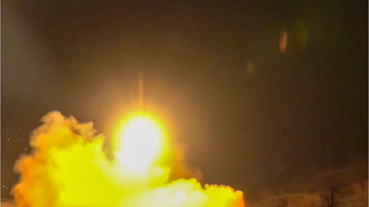 US military had advance warning of Iranian ballistic missile attack