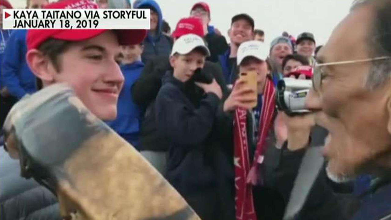 CNN settlement with Covington student Nick Sandmann a win for the 'little guy,' expert says