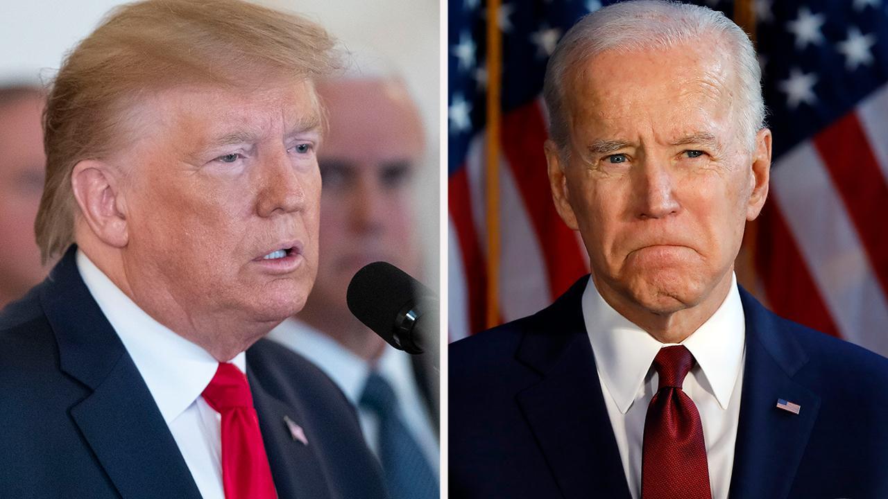 Biden knallt Trump Iran-Politik, sagt er verletzt die Interessen der USA
