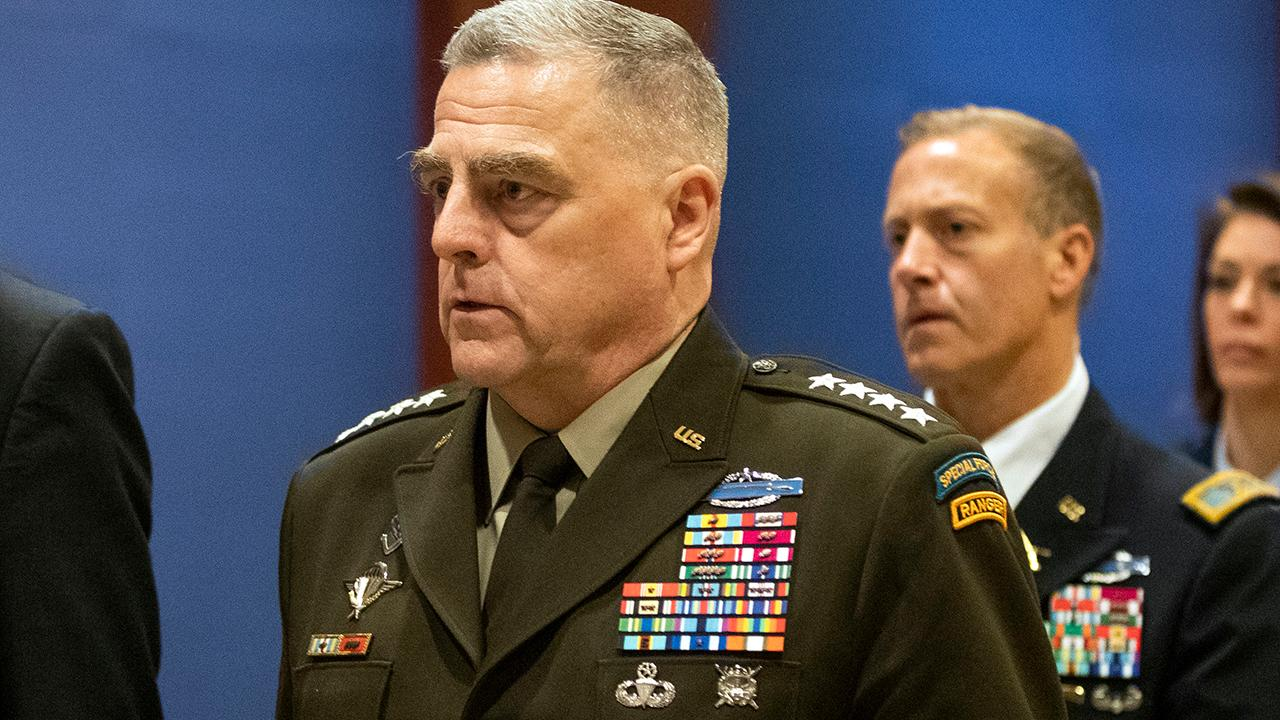 Top US general says Iran intended to kill US personnel with missile strikes