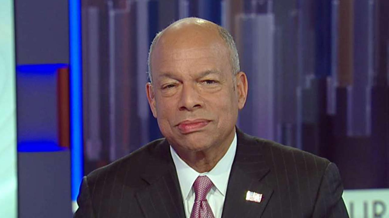 Former DHS secretary Jeh Johnson says Trump had ample constitutional authority to take out Soleimani