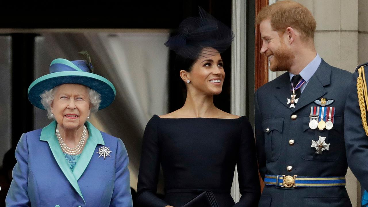Westlake Legal Group 694940094001_6121421166001_6121419971001-vs Prince Harry, Meghan Markle's exit talks 'progressing well' with royal family: report Jessica Napoli fox-news/world/personalities/british-royals fox-news/person/prince-harry fox-news/entertainment/celebrity-news/meghan-markle fox news fnc/entertainment fnc e765ddb2-61f6-5cc9-9014-845499d8bb42 article