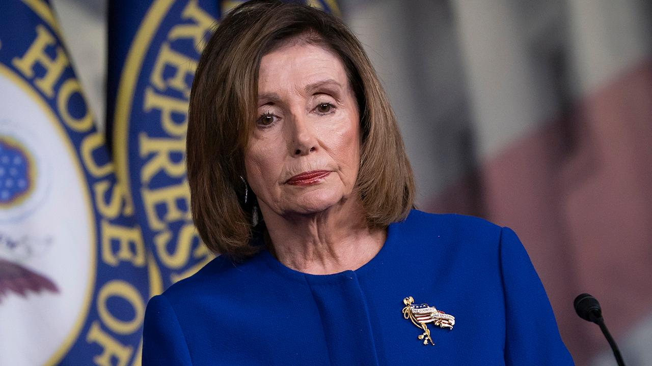 Pelosi announces she is ready to move impeachment articles to Senate