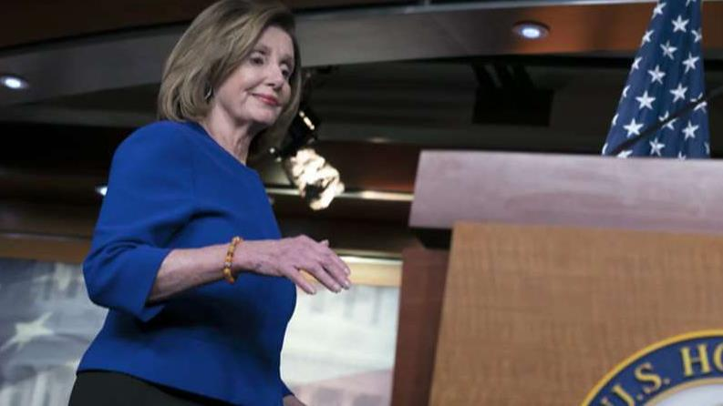 House Speaker Pelosi to send articles of impeachment to Senate
