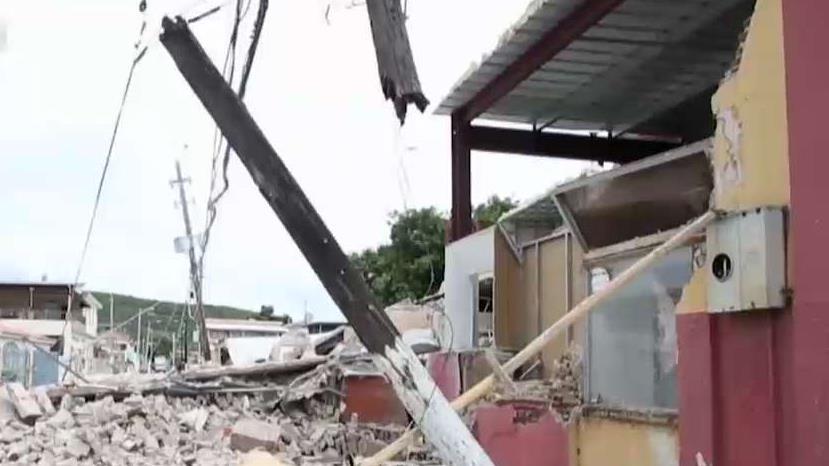 Ο γερουσιαστής Μενέντεζ απαιτήσεις Ατού αποδέσμευση δεσμευμένων Πουέρτο Ρίκο ενισχύσεις στον απόηχο των σεισμών