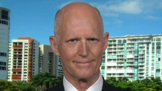 Sen. Rick Scott on the Senate impeachment trial