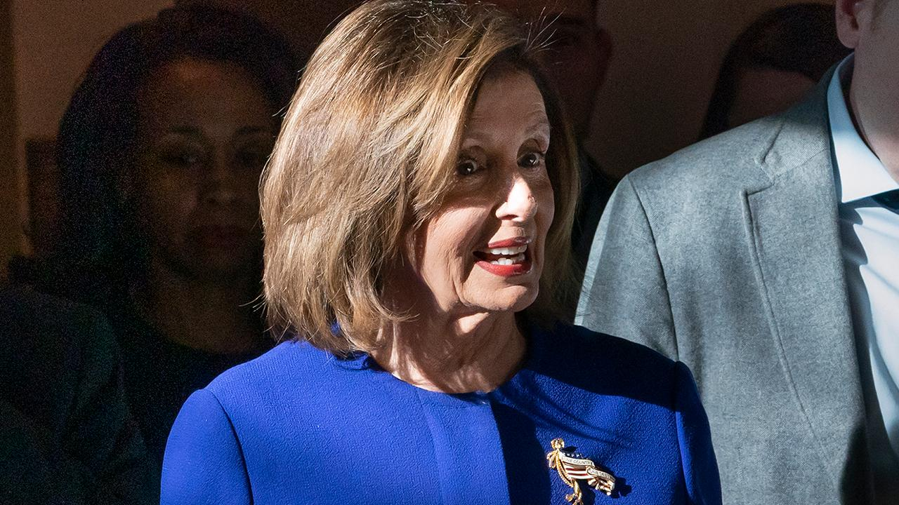 Pelosi expresses confidence in impeachment case as House prepares articles for Senate