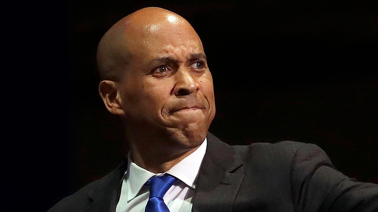 Cory Booker suspends 2020 presidential campaign