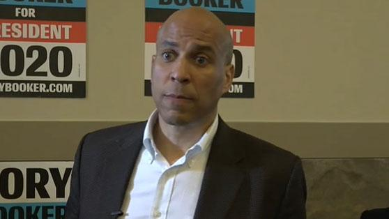 Why Cory Booker just couldn't make it