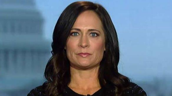 Grisham talks Iran, impeachment, push to bring back press briefings