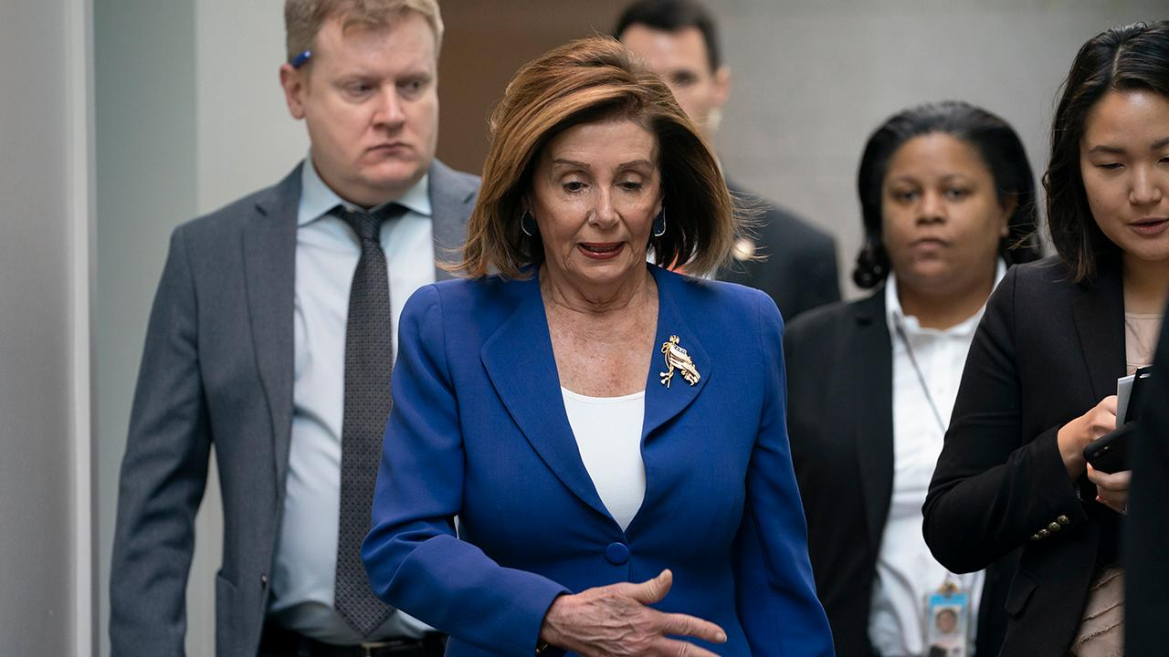 House Democrats to hammer out next steps towards an impeachment trial