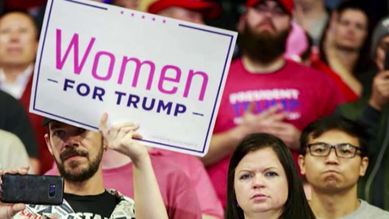 Adriana Cohen: Women are winning thanks to Trump's economy