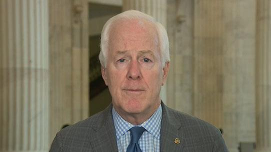 Sen. Cornyn: Sitting on impeachment undermines Pelosi's argument