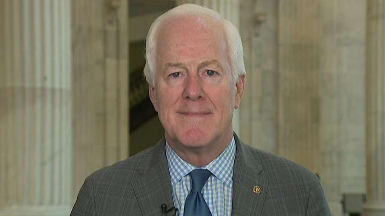 Cornyn says Senate impeachment trial can't repeat the 'circus-like atmosphere we saw in the House'