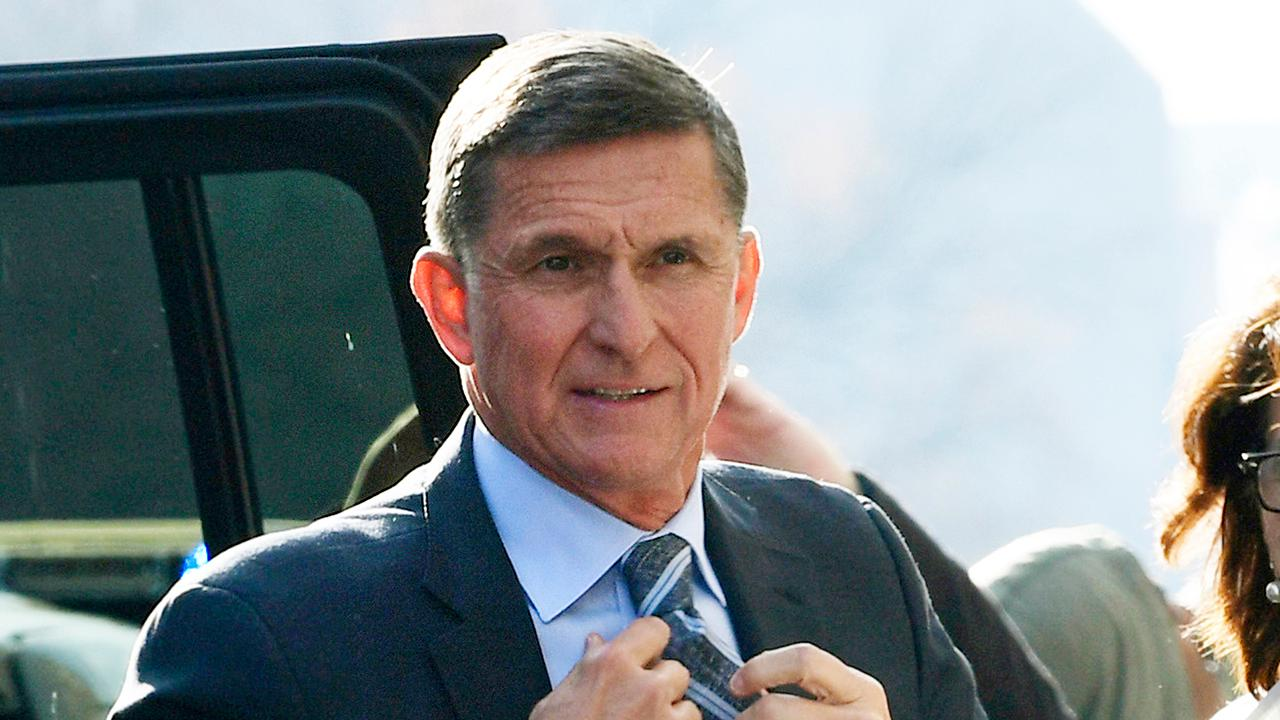 Michael Flynn moves to withdraw his guilty plea