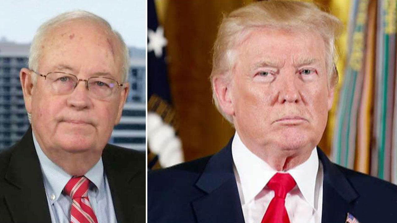 Ken Starr predicts the top witnesses for Trump impeachment trial will be John Bolton, Hunter Biden