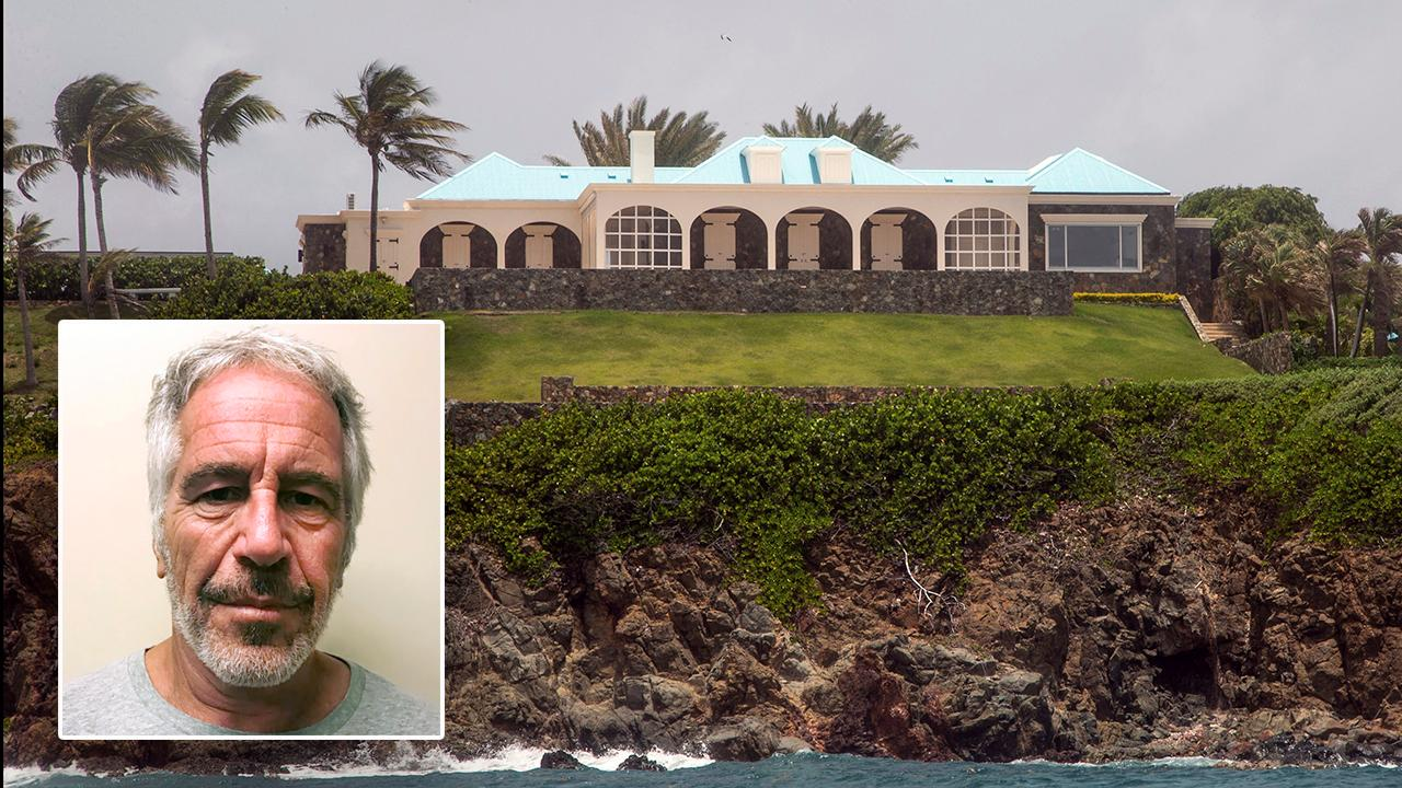 Prosecutors in the U.S. Virgin Islands say Jeffrey Epstein trafficked dozens of women and girls to his private island, kept them captive and abused them; Bryan Llenas has the details.