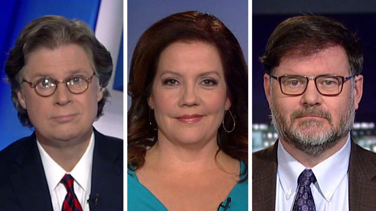 Trump denies knowing Lev Parnas as impeachment trial gets underway in the Senate