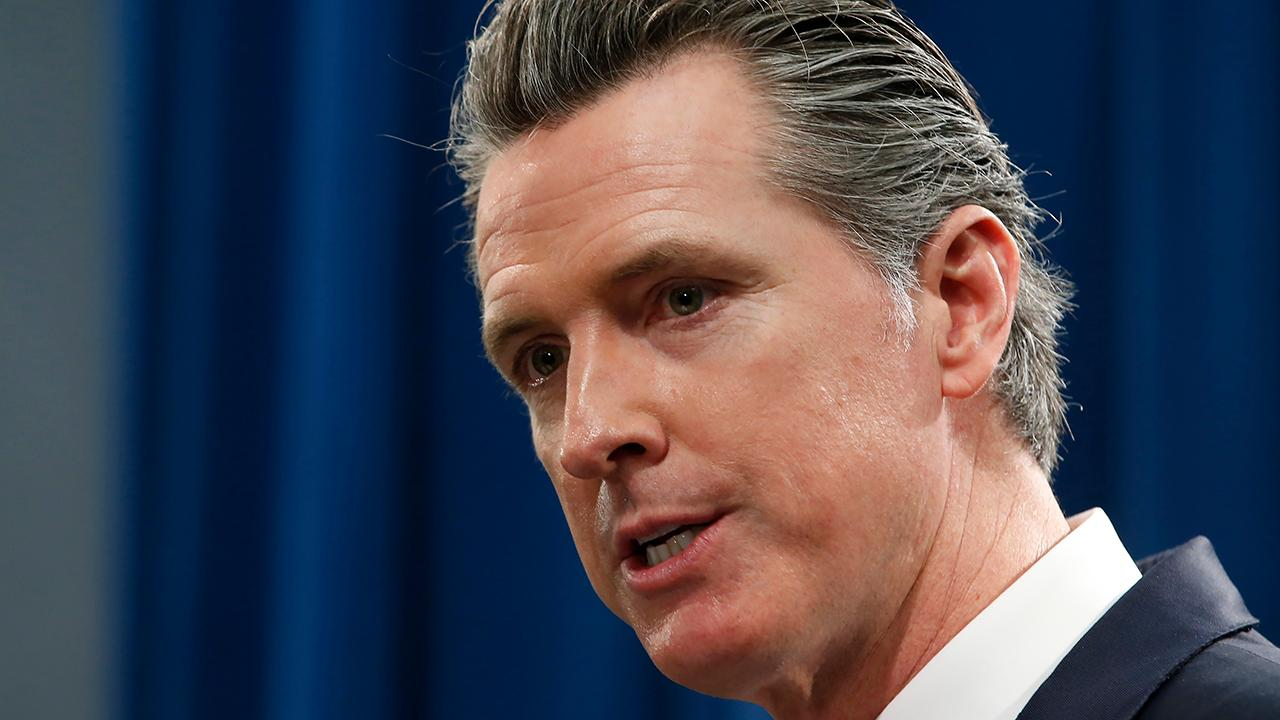 Westlake Legal Group 694940094001_6124281901001_6124285290001-vs Gavin Newsom bashes Trump on 'The View,' claims president 'is scared of California' fox-news/media fox news fnc/media fnc Brian Flood article 14b075b2-4df0-53b1-9c63-b357124c5df6