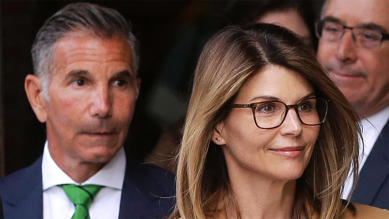 Lori Loughlin, Mossimo Giannulli heading for trial in October for college admissions scandal - fox