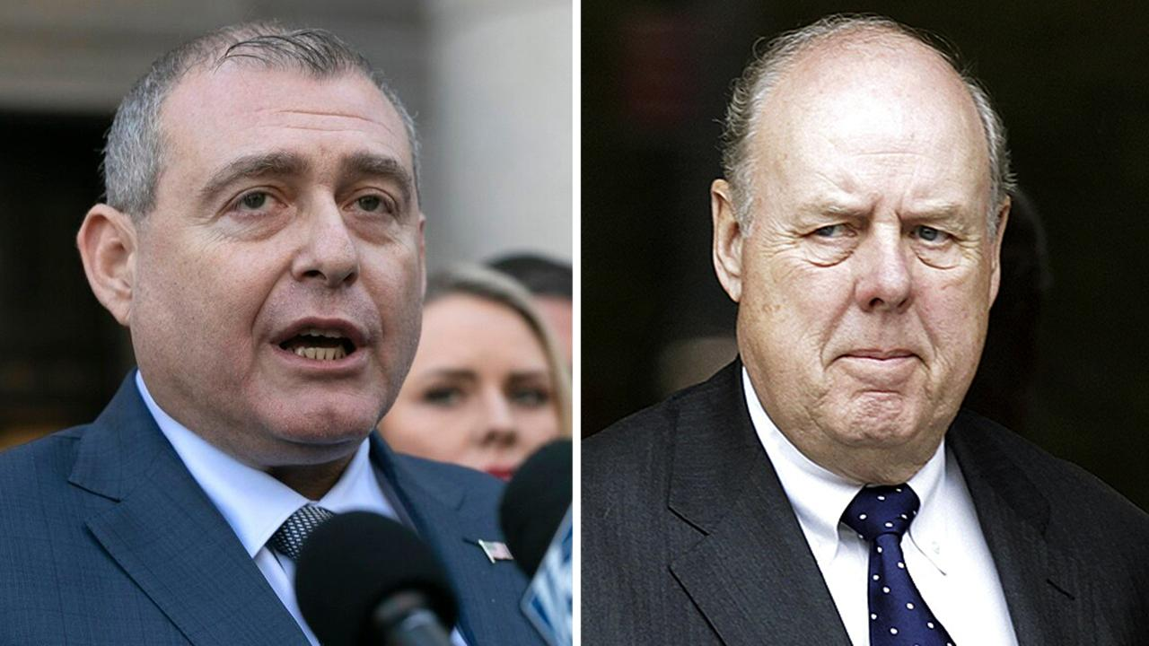 Giuliani associate Lev Parnas claims Trump attorney John Dowd visited him in jail