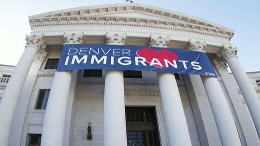 Denver, Colorado refusing to hand over information about four illegal immigrants wanted for deportation