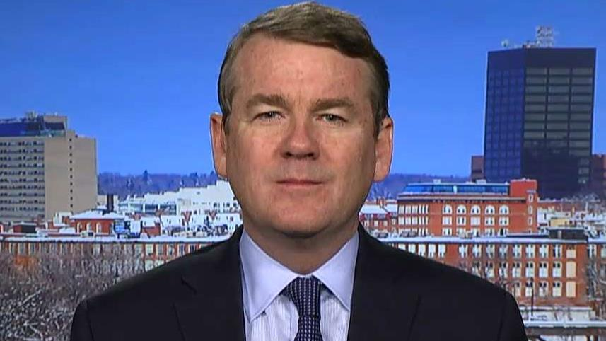 Democratic presidential candidate Michael Bennet on calls for witness testimony at Senate impeachment trial