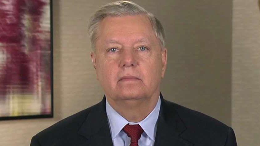 South Carolina Senator Lindsey Graham, chair of the Senate Judiciary Committee, joins Chris Wallace on 'Fox News Sunday.'