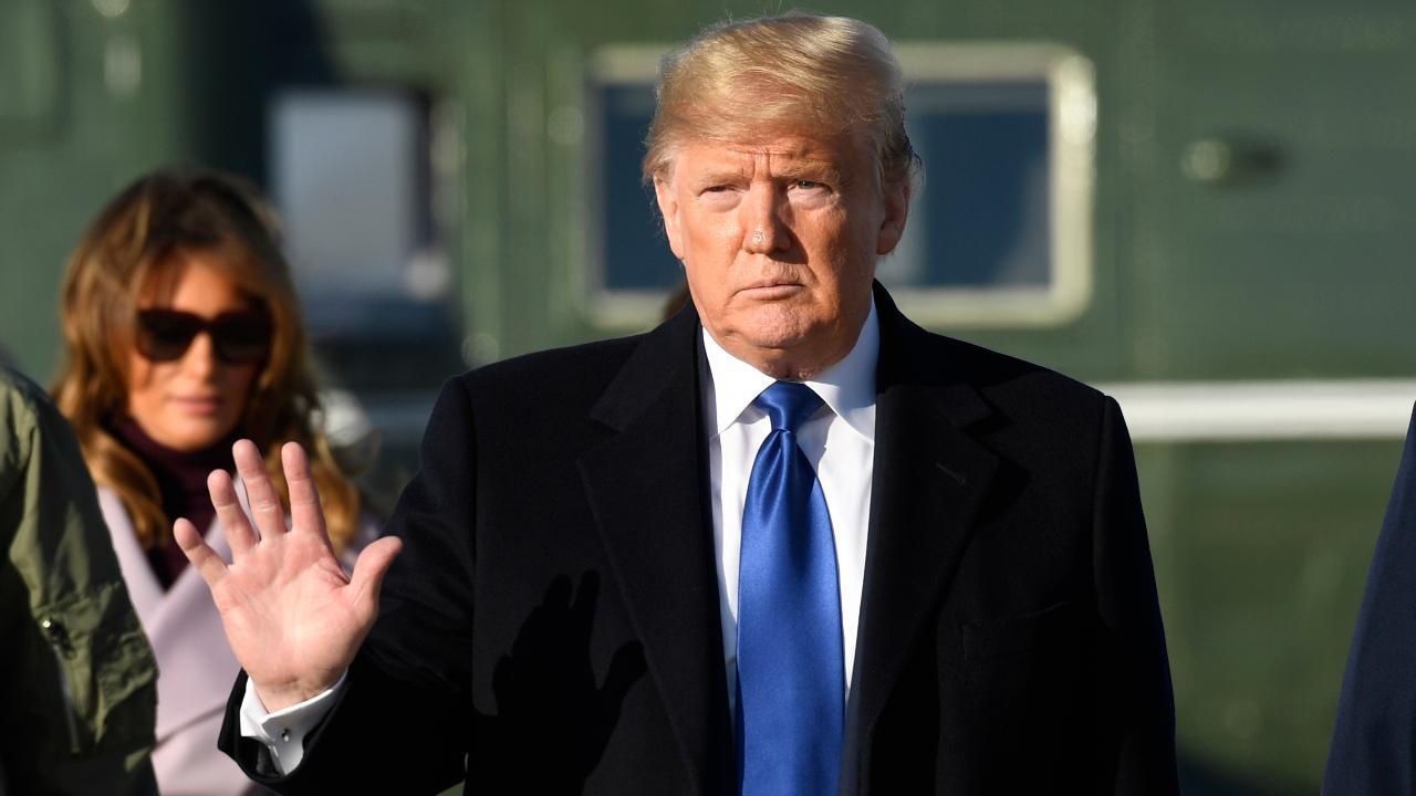 Trump accuser's media blitz