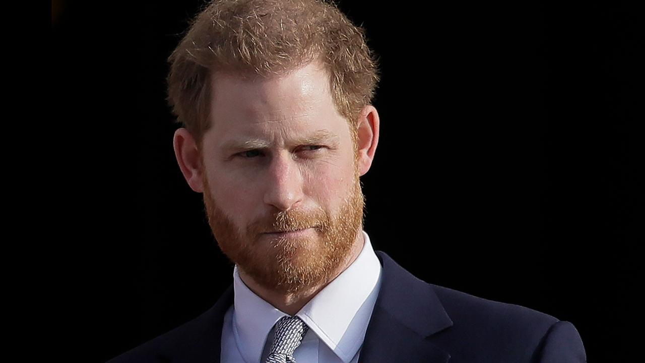 Prince Harry says he feels 'great sadness' over stepping back from royal family
