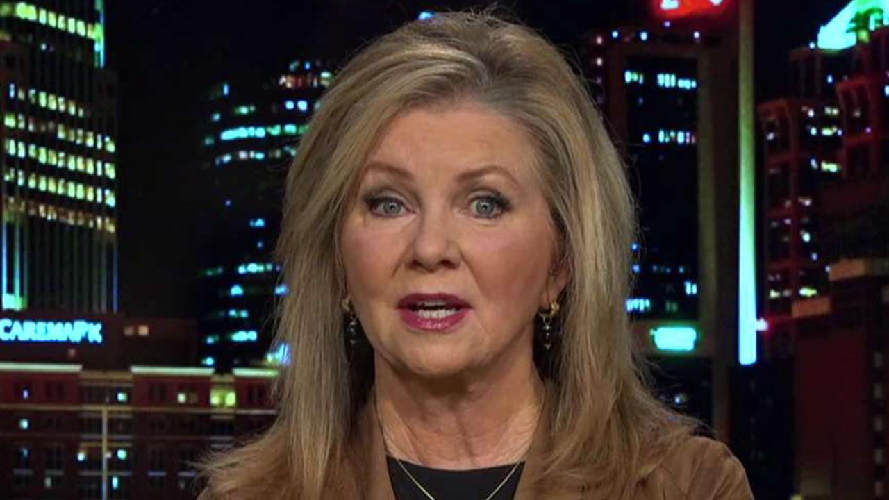 Sen. Marsha Blackburn: Amtsenthebungsverfahren ist eine politische farce – nicht mehr Zeugen oder Unterlagen erforderlich sind