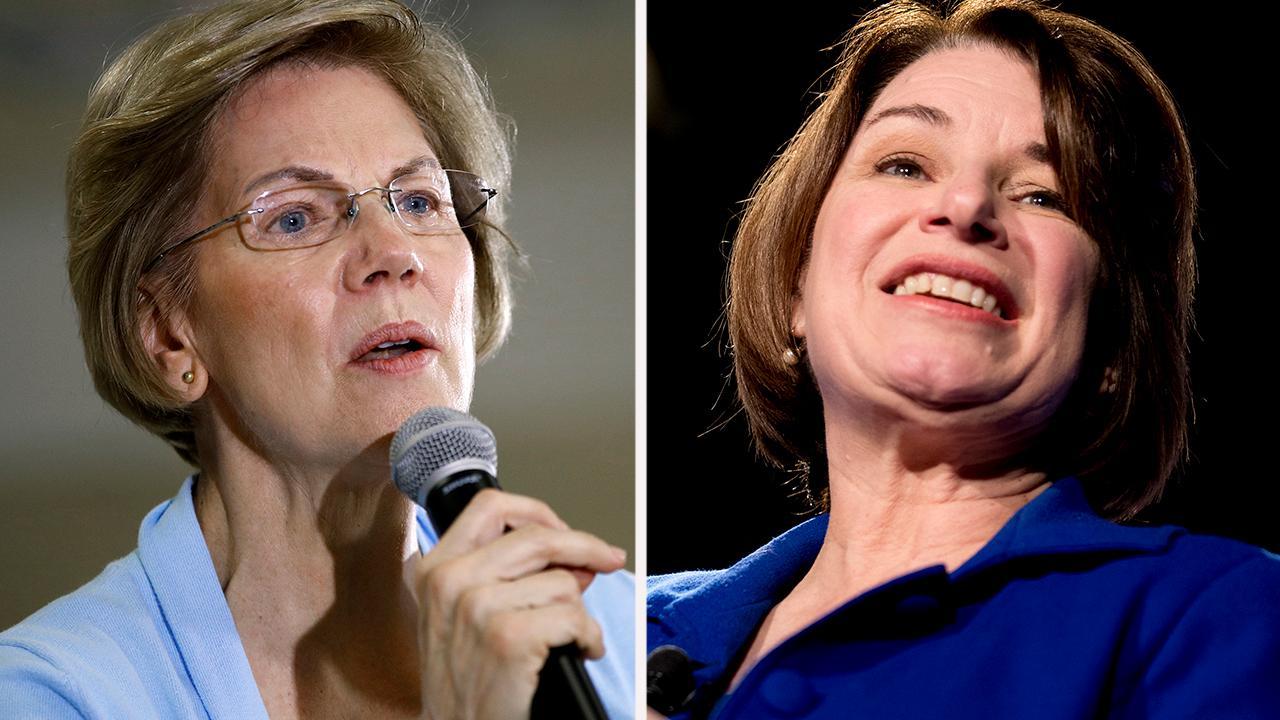 NY Times endorses both Warren, Klobuchar