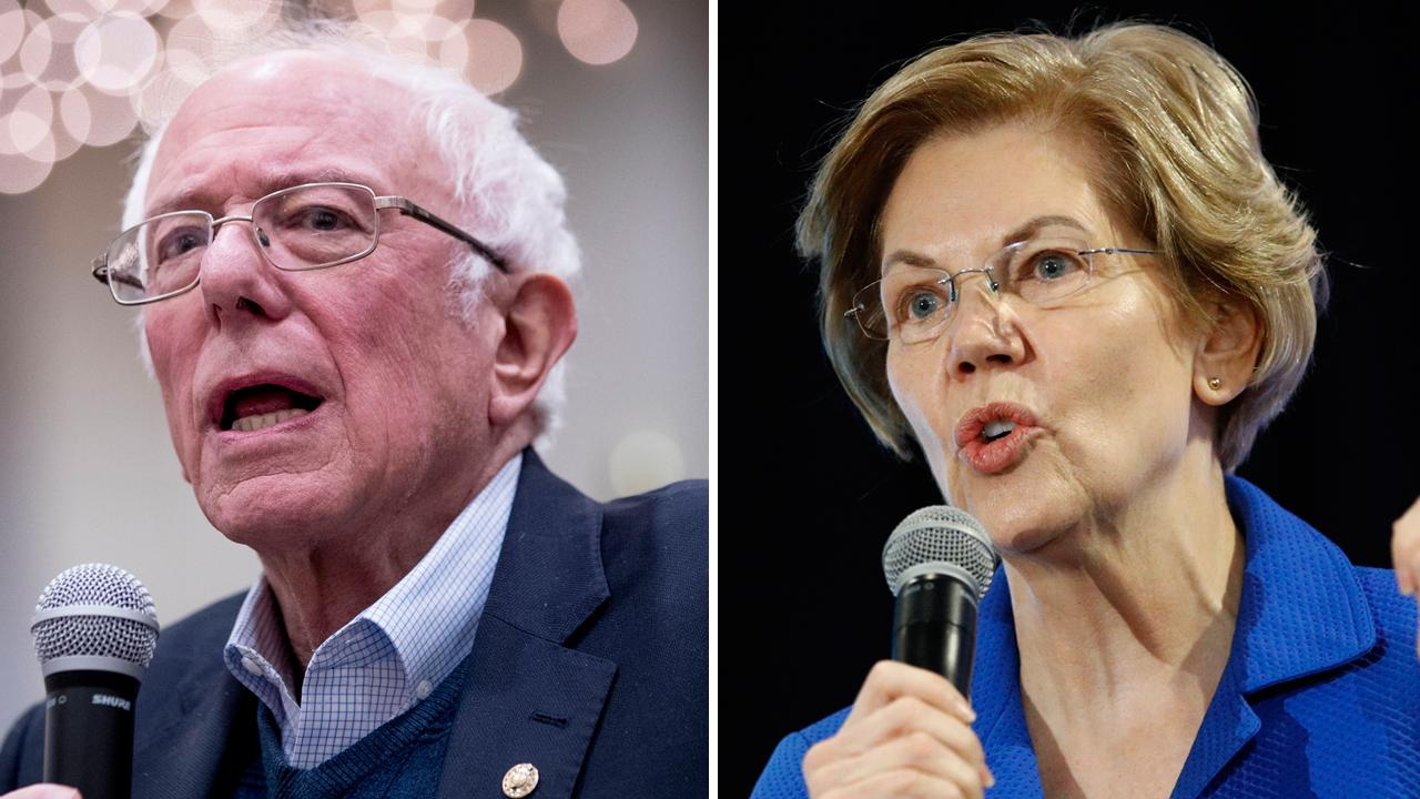 Justin Haskins: Democrats' student debt lies– here's what Sanders and Warren are not telling you