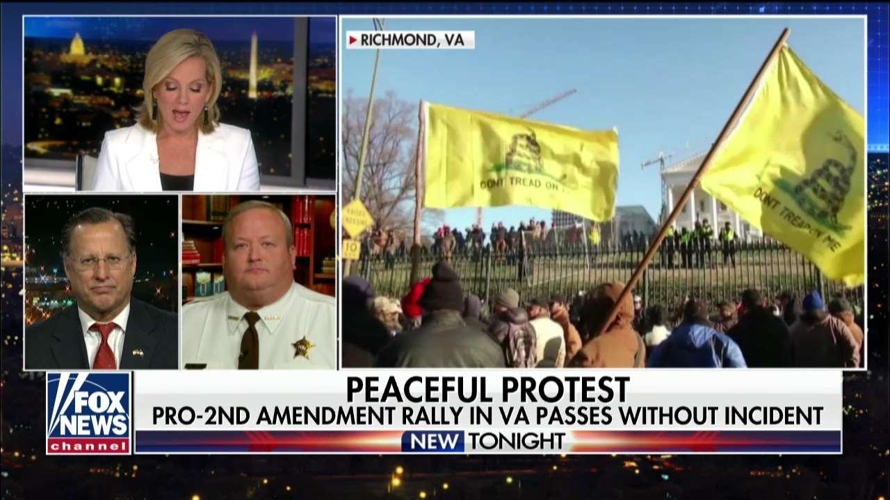 Sheriff Scott Jenkins responds to AOC on VA gun rights rally: Her comments 'not worthy of response'