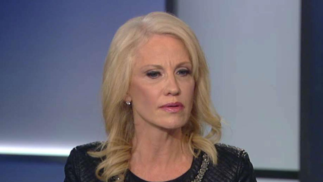 Kellyanne Conway disputes Ukraine aid accusations amid impeachment trial