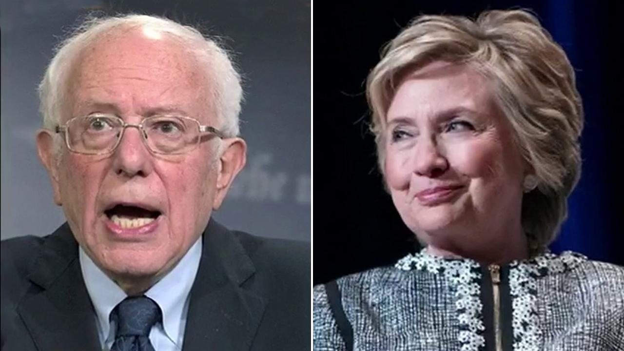 Clinton-Sanders 2016 campaign clash rolls into 2020 race