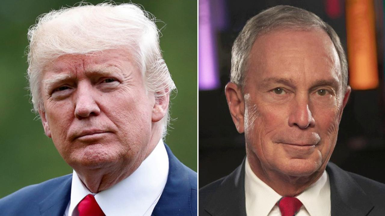 Bloomberg runs Trump impeachment ads in 27 states including districts with vulnerable GOP senators