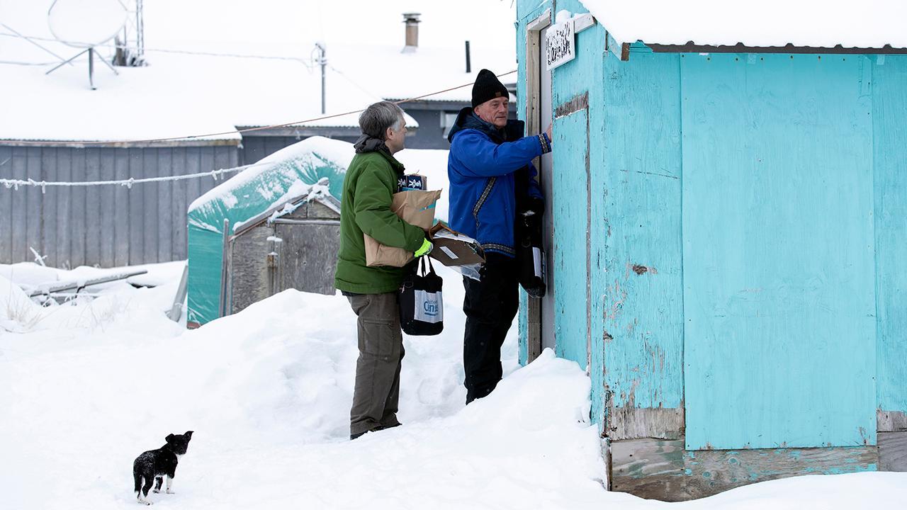 The 2020 census officially kicks off in Alaska