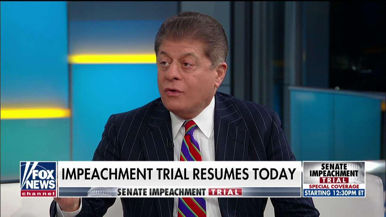 Will Hunter Biden testify? Judge Napolitano explains why it may happen