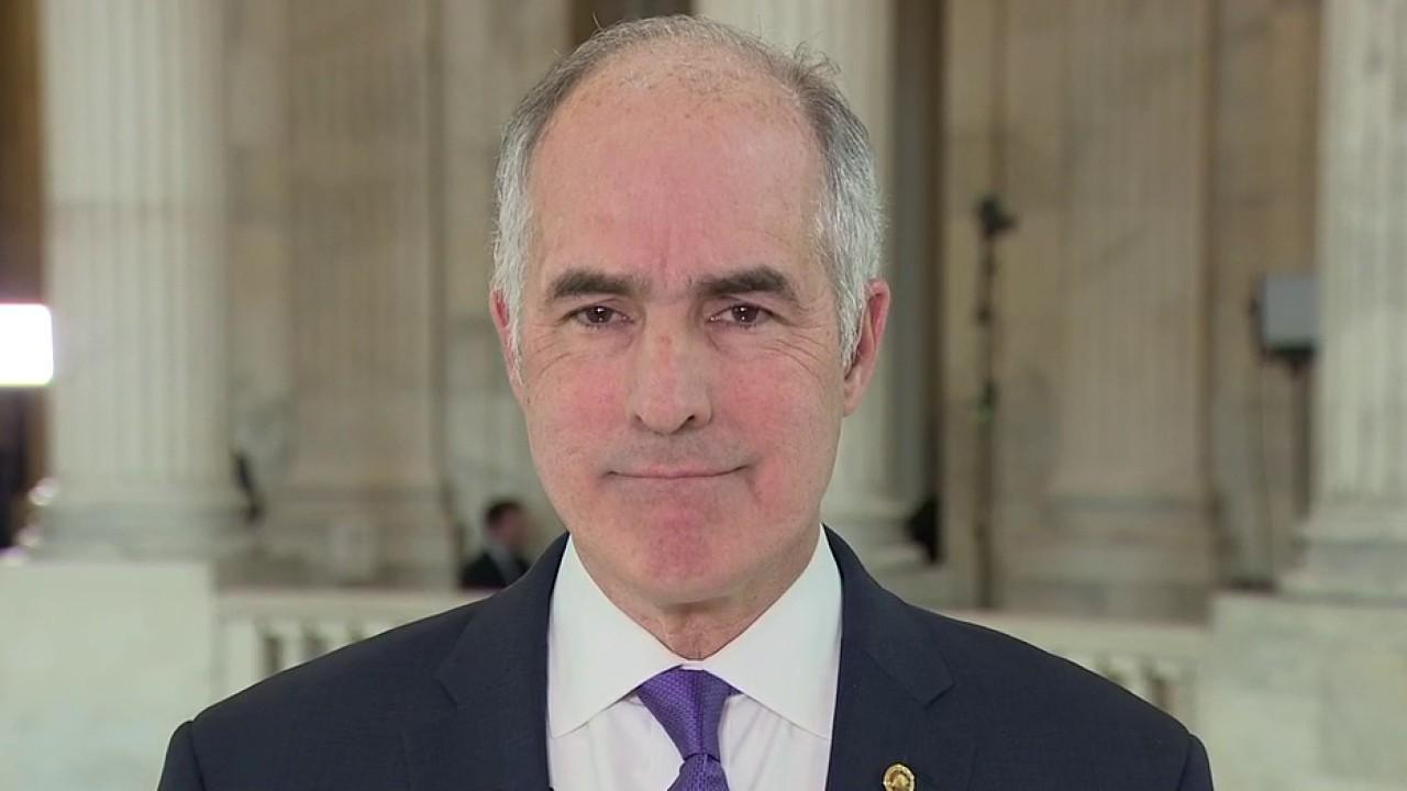 Sen. Casey says witnesses would fill missing pieces in 'complicated' impeachment case