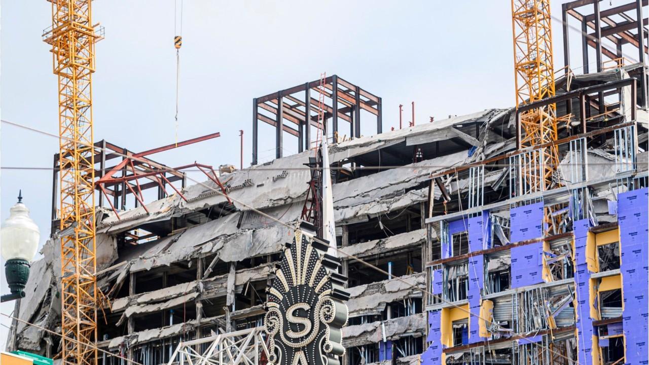 New Orleans Hard Rock Hotel dead
