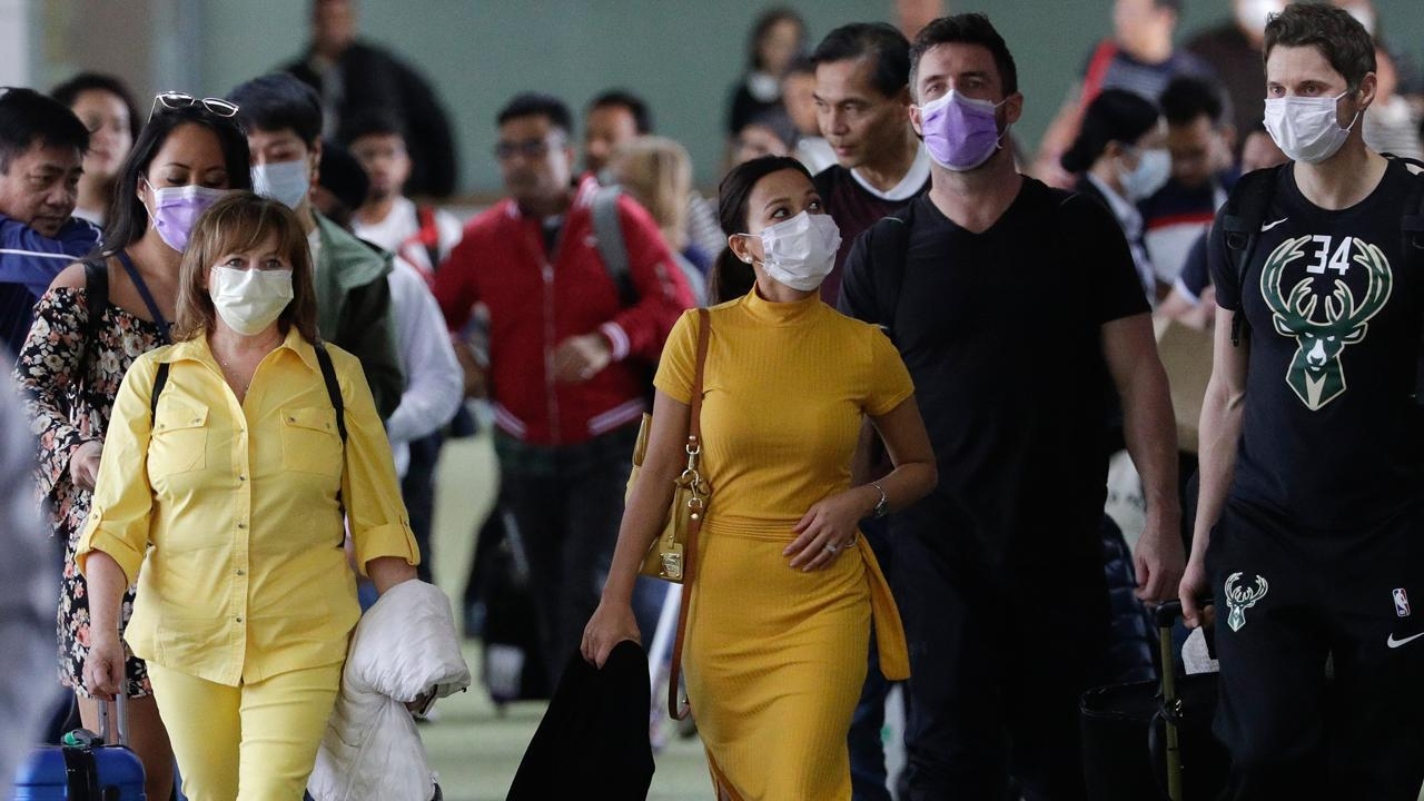 694940094001 6126007036001 6126006366001 vs - Chinese woman reportedly bragged about using medicine to lower temperature at airport's coronavirus screening