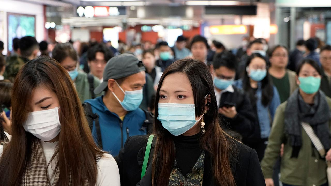 Westlake Legal Group 694940094001_6126279612001_6126279771001-vs Do surgical masks protect against coronavirus? Madeline Farber fox-news/world/world-regions/china fox-news/health/infectious-disease/outbreaks fox-news/health/infectious-disease/coronavirus fox-news/health/infectious-disease fox news fnc/health fnc article 4fe45b0c-5abb-5bee-a773-b355dd830c6a