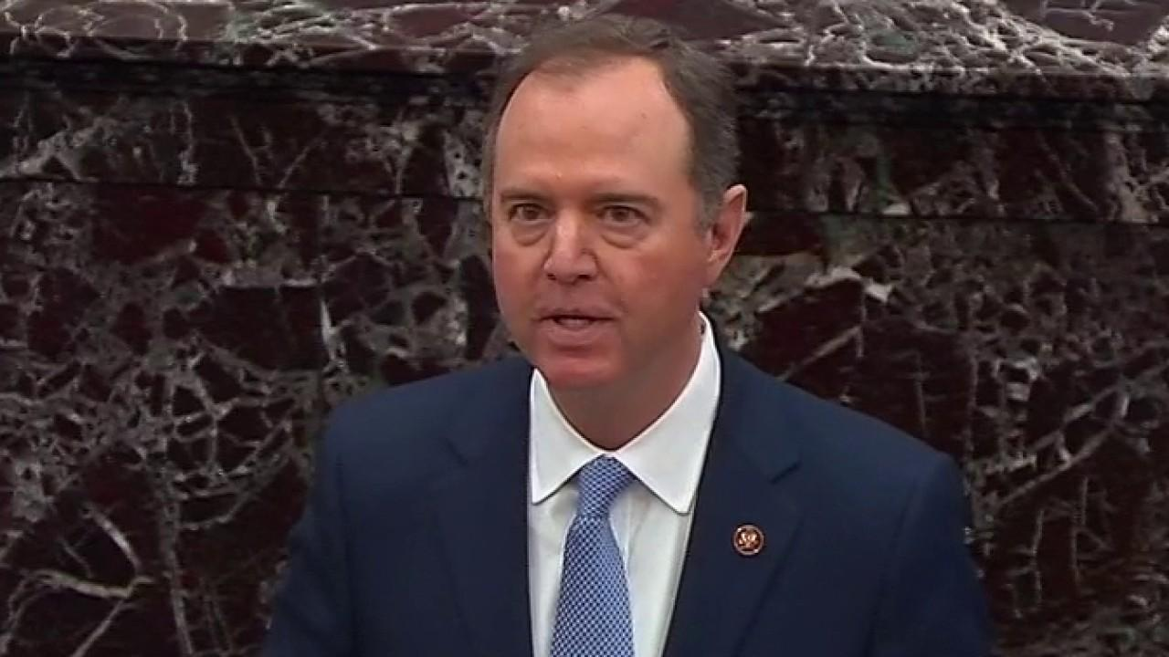 Rep. Adam Schiff says President Trump must be removed from office before the next election