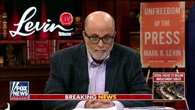 'Case Closed': Mark Levin shows how White House can rebut articles of impeachment in under 2 minutes