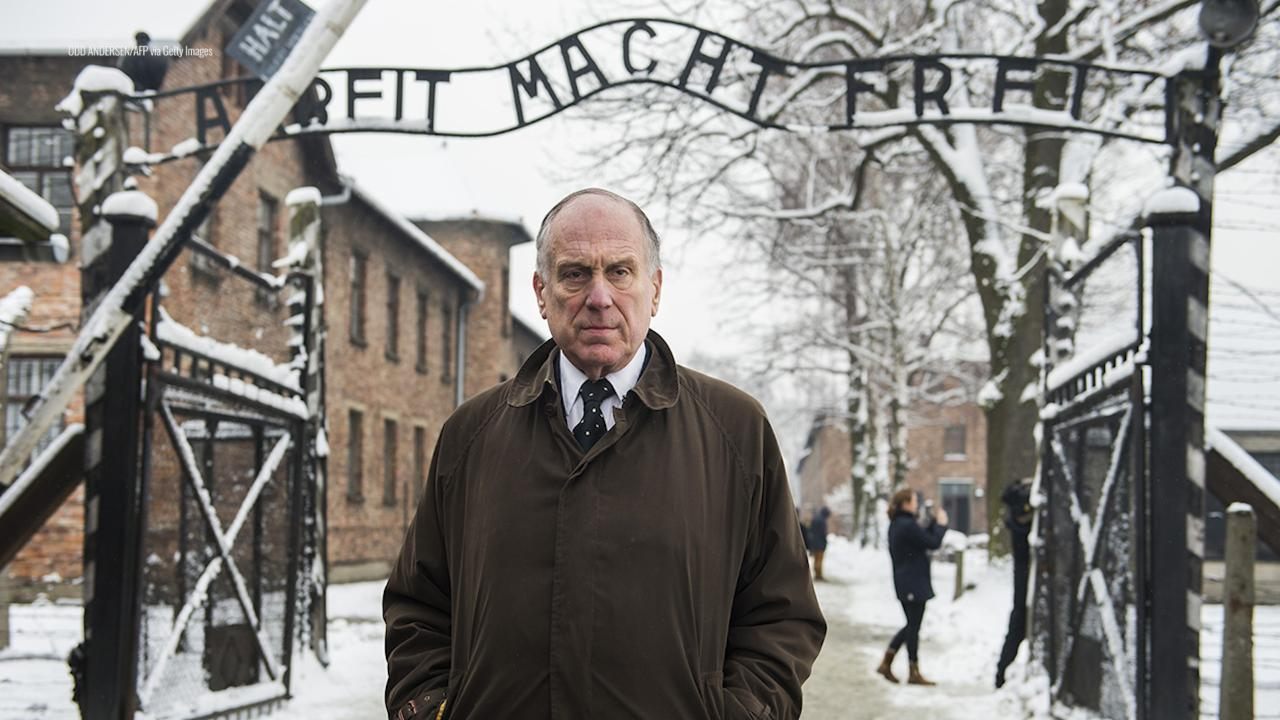 Ronald Lauder on Auschwitz: 'It is the strongest memorial we have'